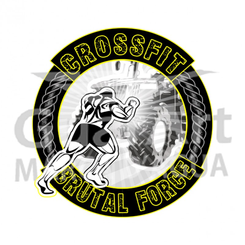 Camiseta Crossfit Exclusiva Trator - Polo