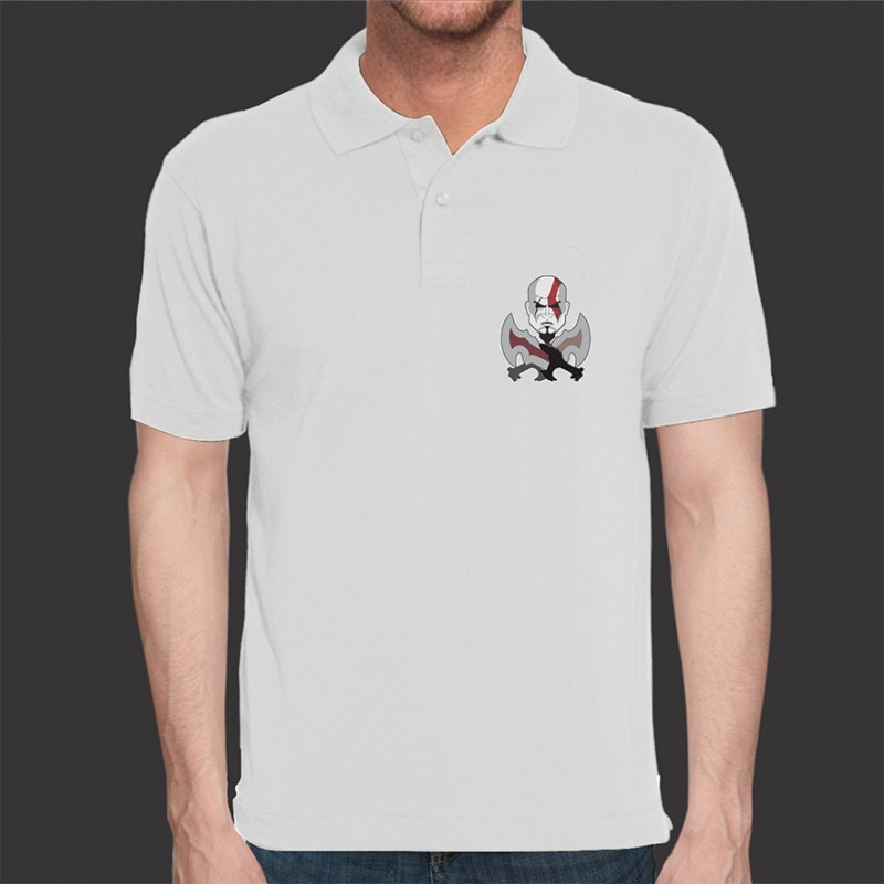 Camiseta Game God of War Exclusiva - Polo
