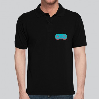Camiseta Game Exclusiva Joystick 1 - Polo