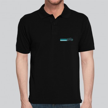 Camiseta Game Exclusiva Tron - Polo