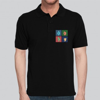 Camiseta Beatles 3 Exclusiva Rock - Polo