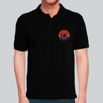 Camiseta Pink Floyd Exclusiva Pompeii Rock - Polo