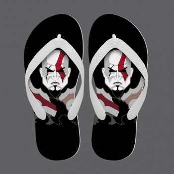 Chinelo Game God of War Exclusivo
