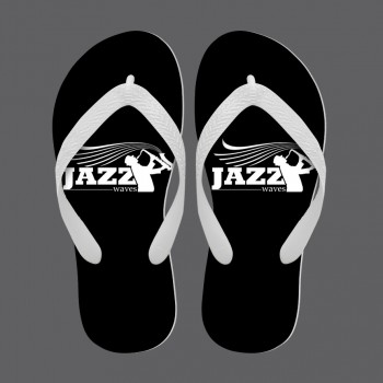 Chinelo Exclusivo Jazz Música